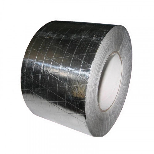 Скотч армированный алюминиевый